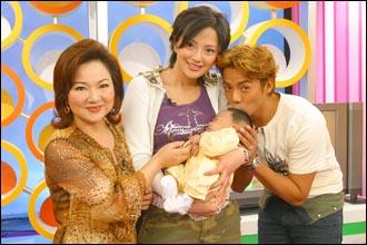 2005/10/17 陈子强握有李王罗偷拍光碟 威胁李王罗将公开